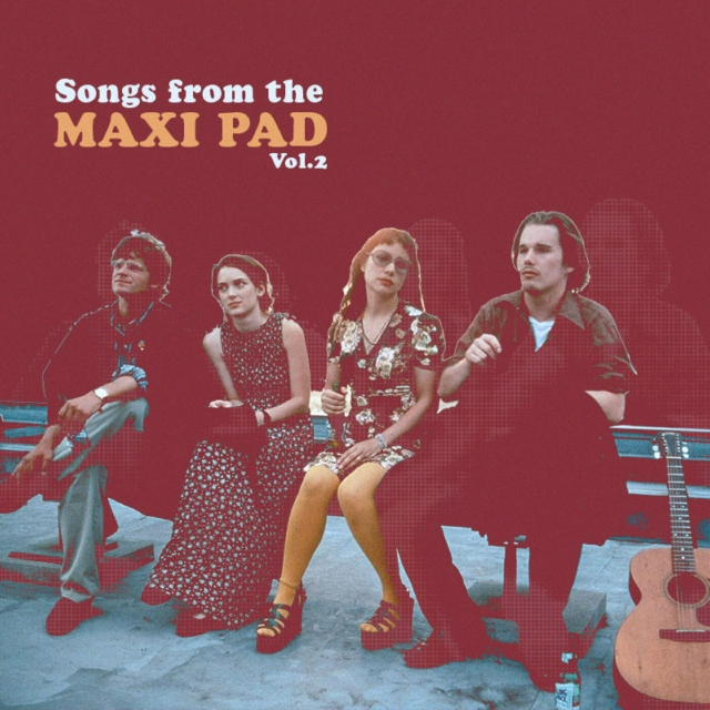 Songs from the Maxi Pad Volume 2
