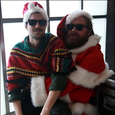 Non-Christmas indie songs that sound like it