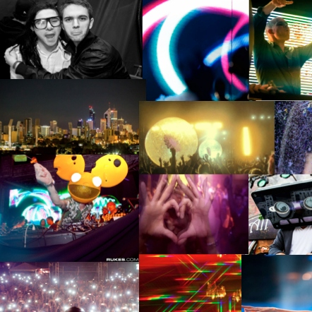 25 Days of KFT: 2012's Best EDM