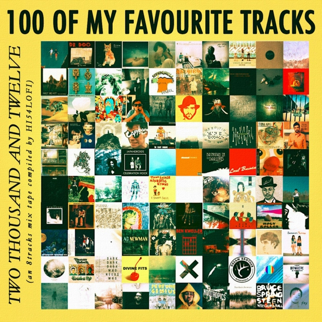 2012 - 100 Of My Favourite Tracks