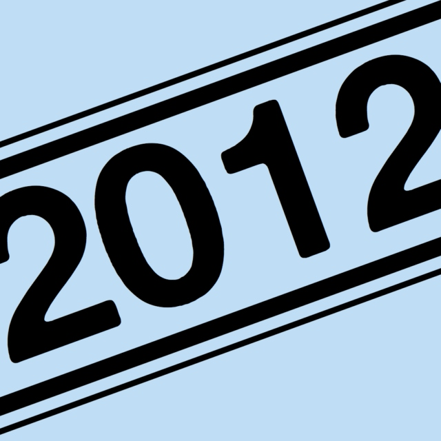 10 Favourites of 2012
