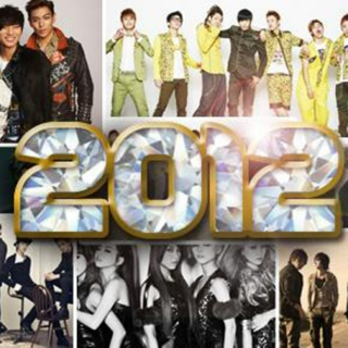 K-pop Songs of 2012