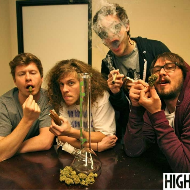 Best of 2012 (get high to dis)