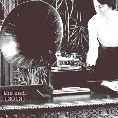 the end. (two thousand and twelve)