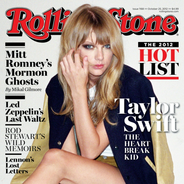 Rolling Stone 2012 Top 50 Albums