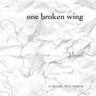 one broken wing