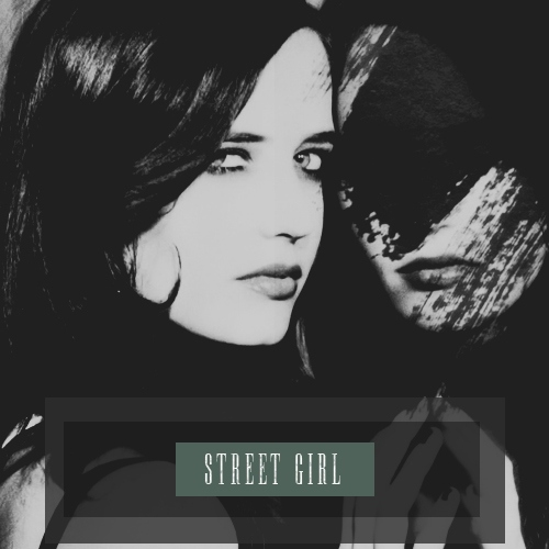 STREET GIRL - A MIX FOR ROSE DARLING
