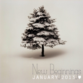 New Beginnings January 2013