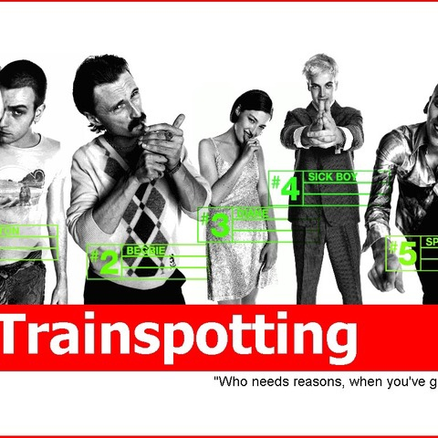 Trainspotting OST