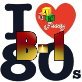 My ABC 80's party - B1