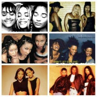 Girl Groups of the 90's - Slow Jams & Love Songs#2
