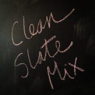 January 2013: Clean Start Mix