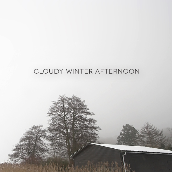 Cloudy Winter Afternoon