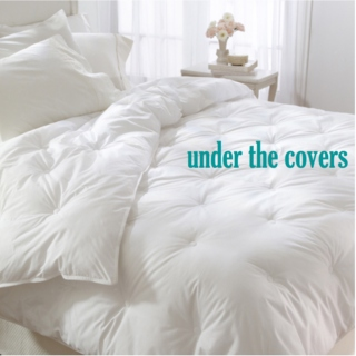 under the covers