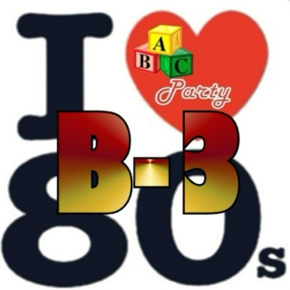 My ABC 80's Party - B3