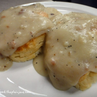 Biscuits 'N Gravy For The White Queen