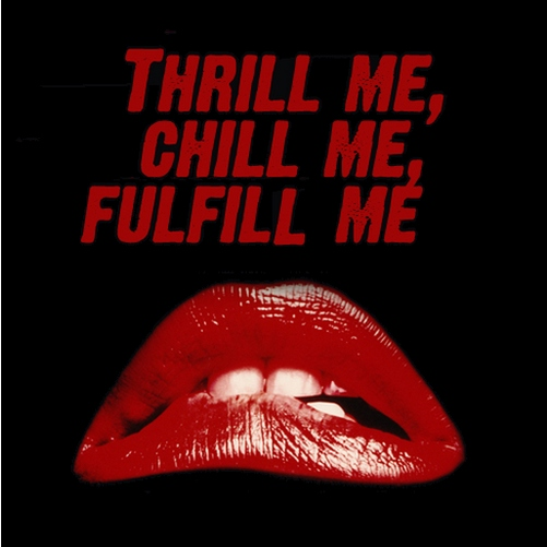 Thrill Me, Chill Me, Fulfill Me Pt. I