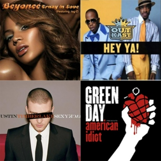 VH1's Top Songs From the 2000's