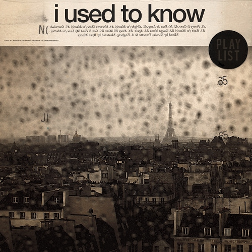 I Used To Know
