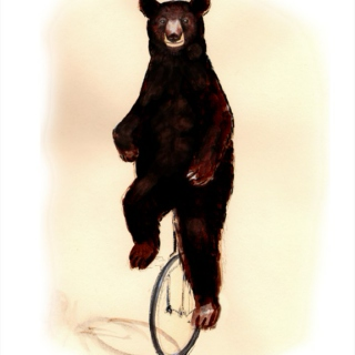 Bears on Unicycles