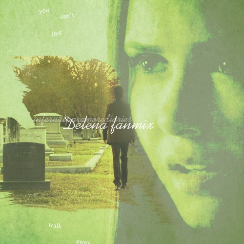 You Can't Just Walk Away {Delena}