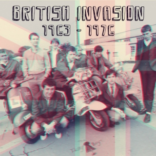 British Invasion Pt. 1 (1963-1976)