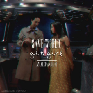 save world, get girl