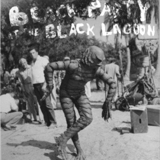 Beach Party at the Black Lagoon