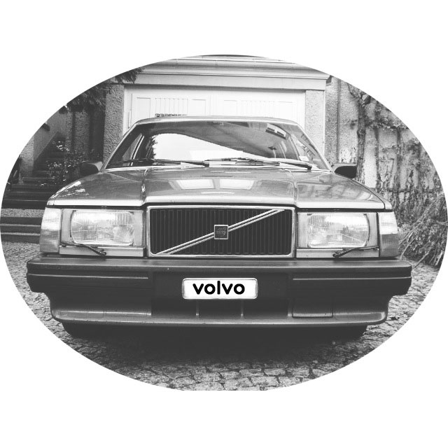 Cassettes from a Volvo 740 in the mid Eighties
