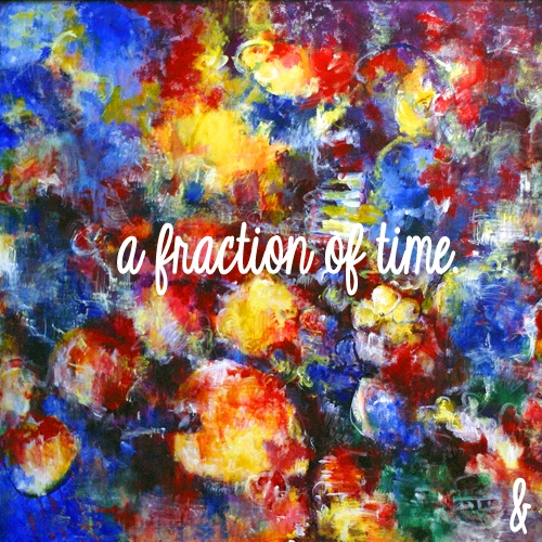 a fraction of time