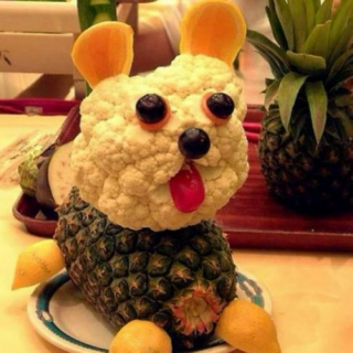 The Cauliflower Pineapple Bunny Mix