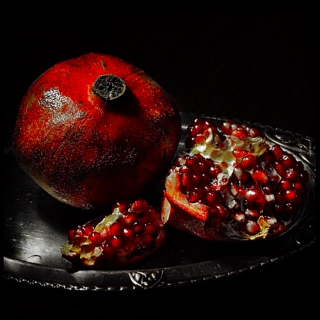 Seven Little Pomegranate Seeds.