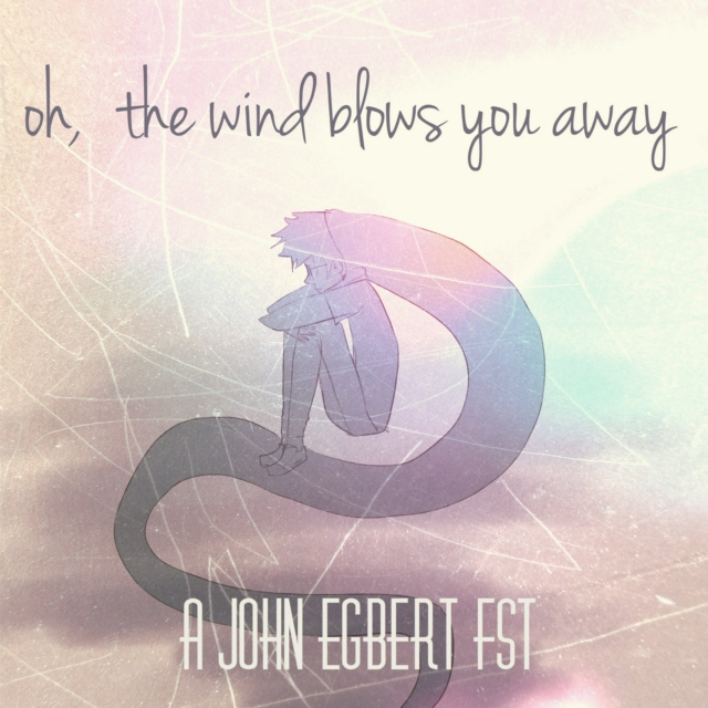 oh, the wind blows you away
