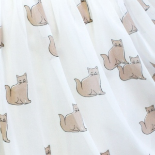 Your Dress Is Cats