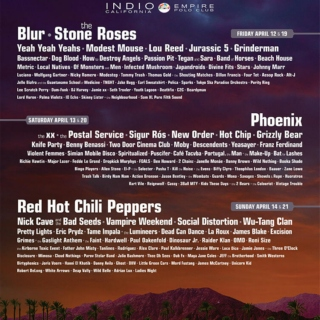 Coachella 2013 Mixtape