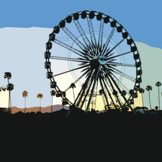 Coachella 2013. Get here now.