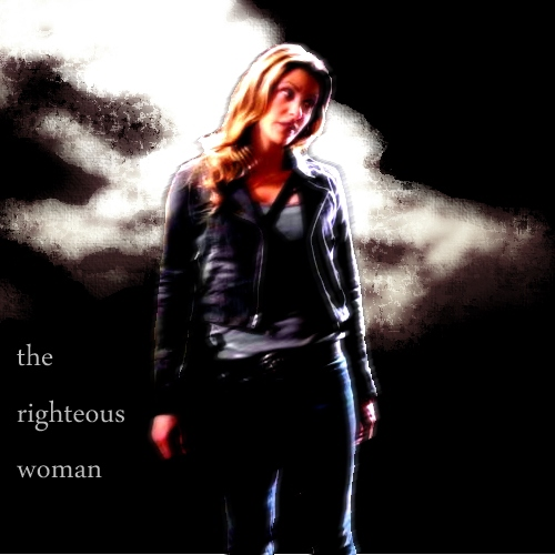 the righteous woman