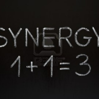 why 1+1 = total synergy