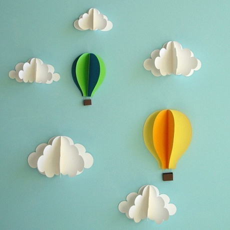 8tracks radio origami clouds 11 songs free and music for Decoracion facil y barata