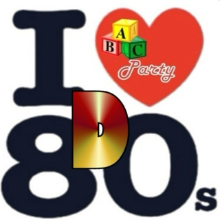 My ABC 80's Party - D