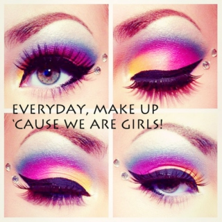 Everyday Girls Make Up mix