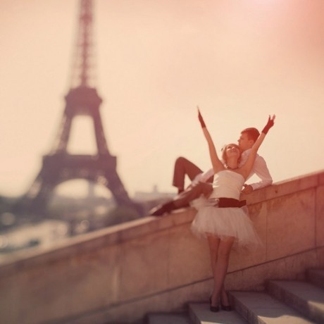 Love in Paris