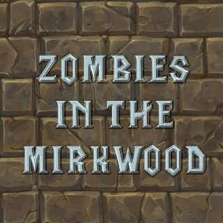 Zombies in the Mirkwood