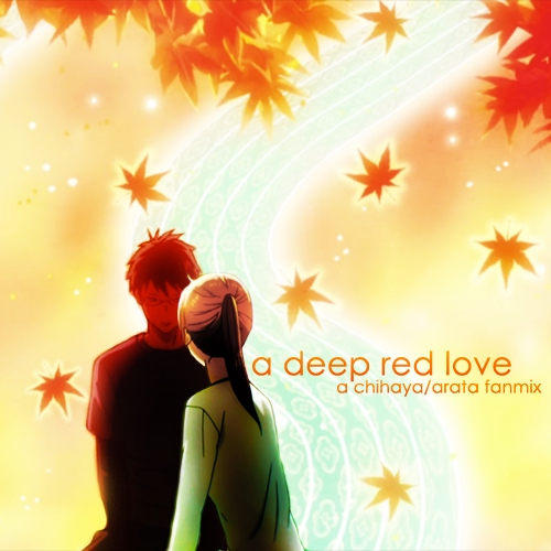 a deep red love