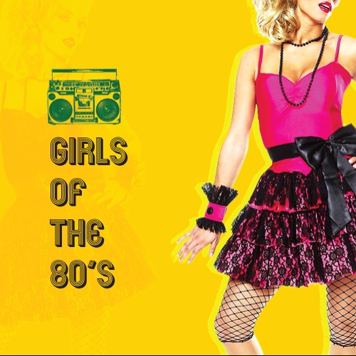 girls of the 80's