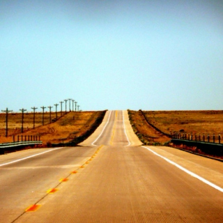 There's a Road Trip on that Horizon!
