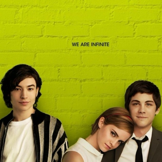 #1 The Perks of Being a Wallflower