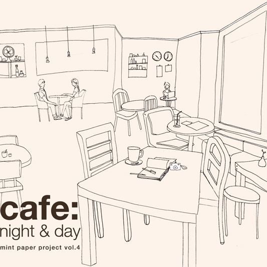 Cafe: Day & Night