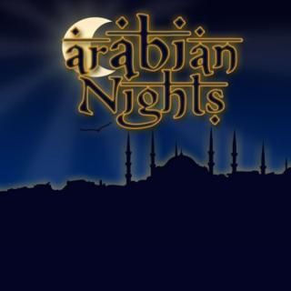 Midnight Moments: Arabian Nights ~ Mini