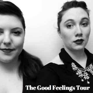 #TheGoodFeelingsTour: Game Face